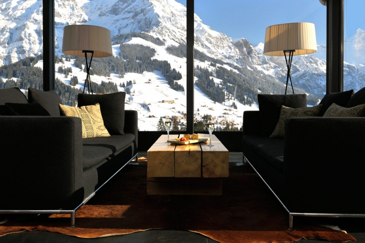 Cambrian Hotel, Switzerland