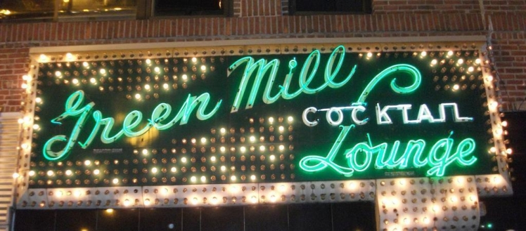 Go for a night out on the town at the Green Mill