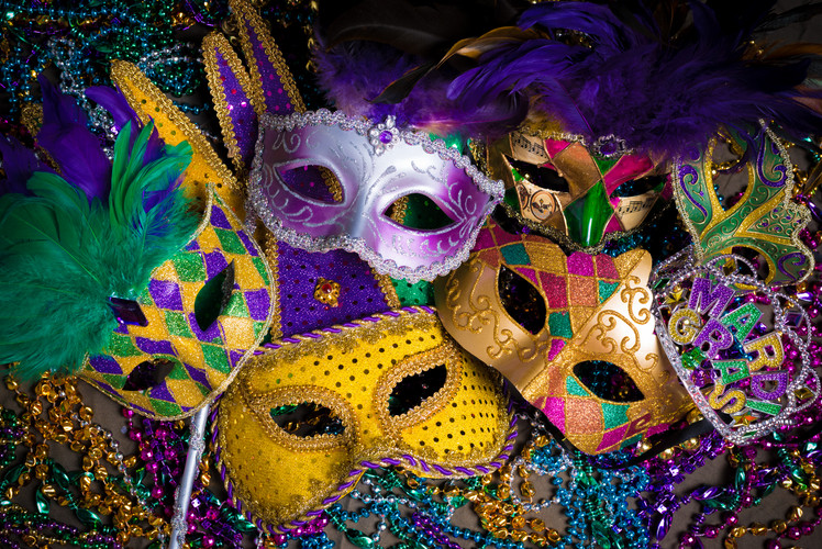 Mardi Gras, New Orleans, Louisiana