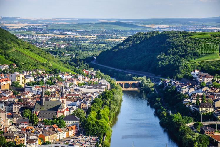 Rhine, Switzerland and Germany