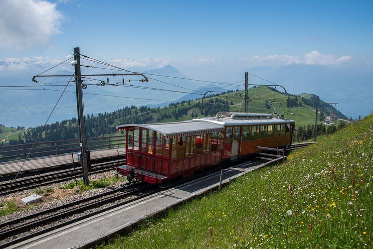 Aerial Tram, Switzerland