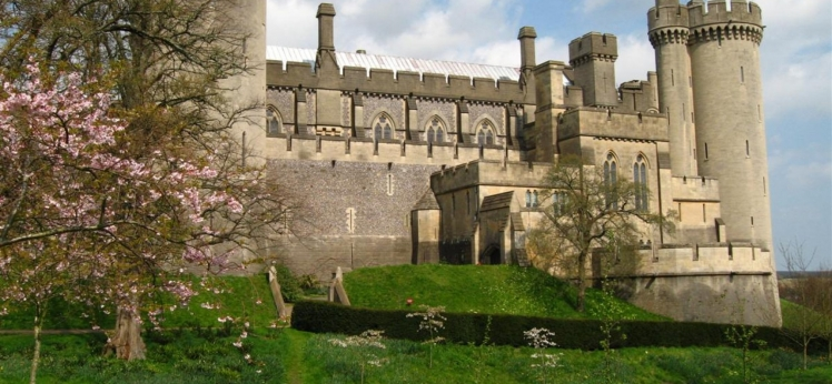 Amberley Castle, West Sussex, United Kingdom
