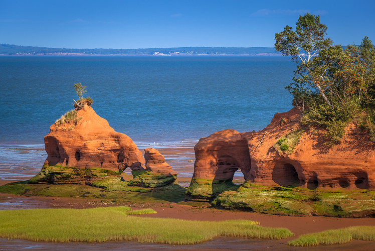 Bay of Fundy, New Brunswick, Canada