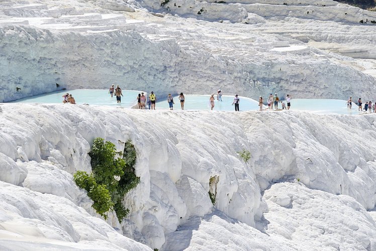 Pamukkale Thermal Pools, Turkey