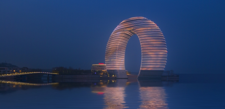 Sheraton Huzhou Hot Spring Resort, Huzhou, China