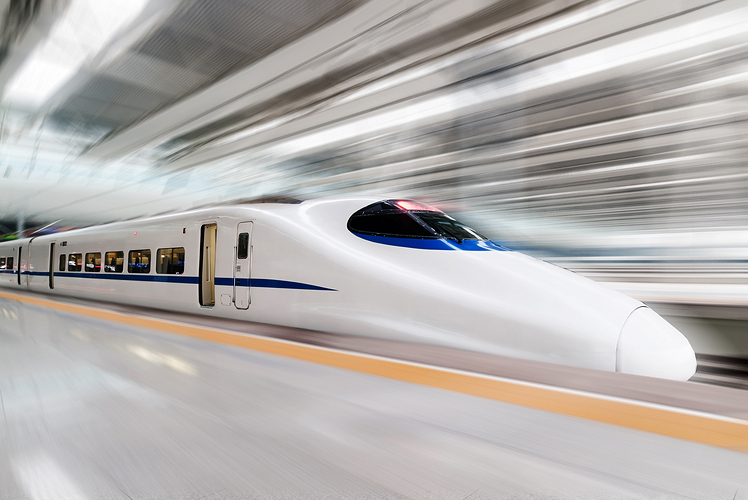 Shinkansen (Bullet Train), Japan