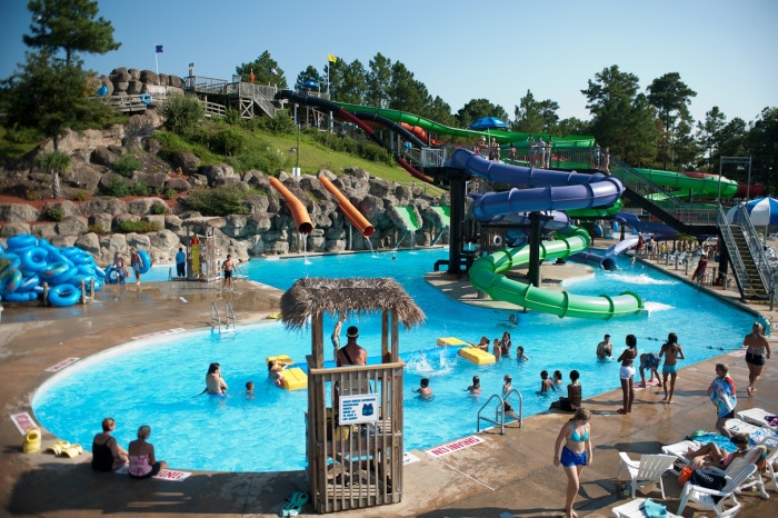 Amazing Water parks