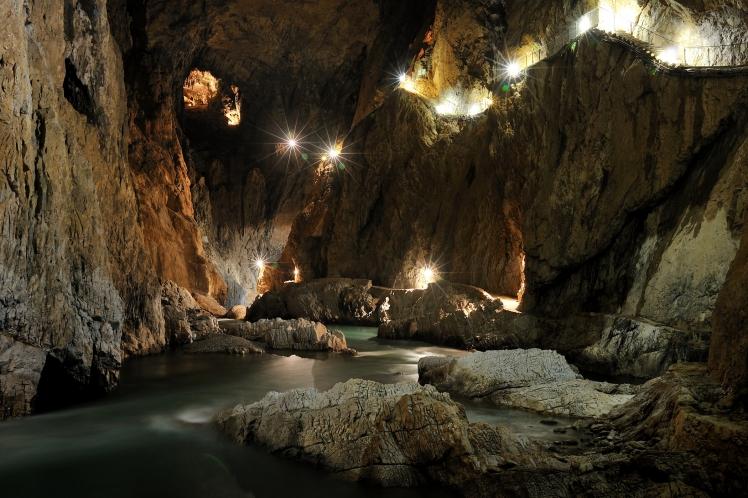 Škocjan Cave