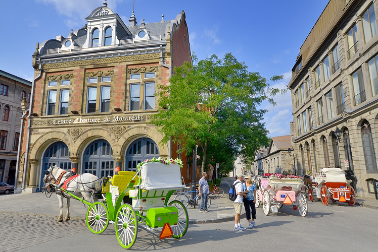 Explore Old Montreal