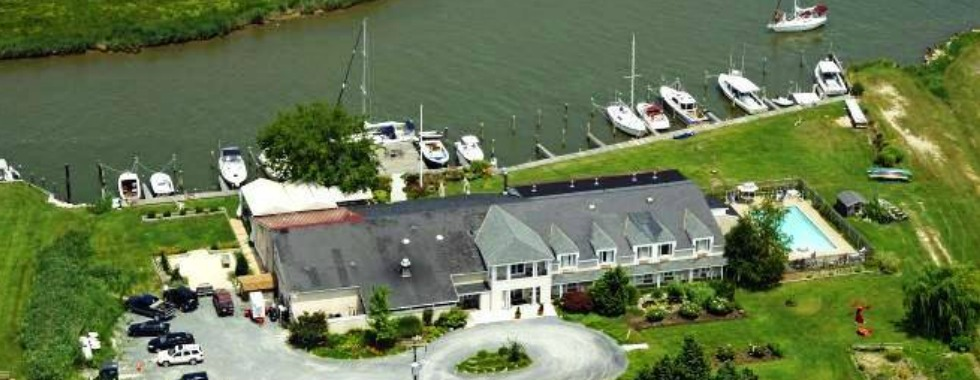 Tilghman Island Inn, Tilghman Island, Maryland
