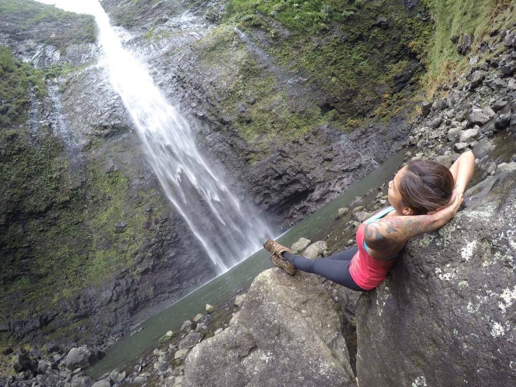 Kalalau Trail in Hawaii