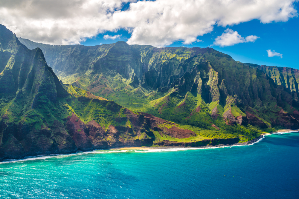 Kaua'i, Hawaii is a paradise island
