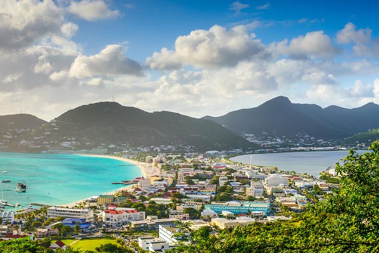 Phillipsburg, Sint Martin, Netherland Antilles