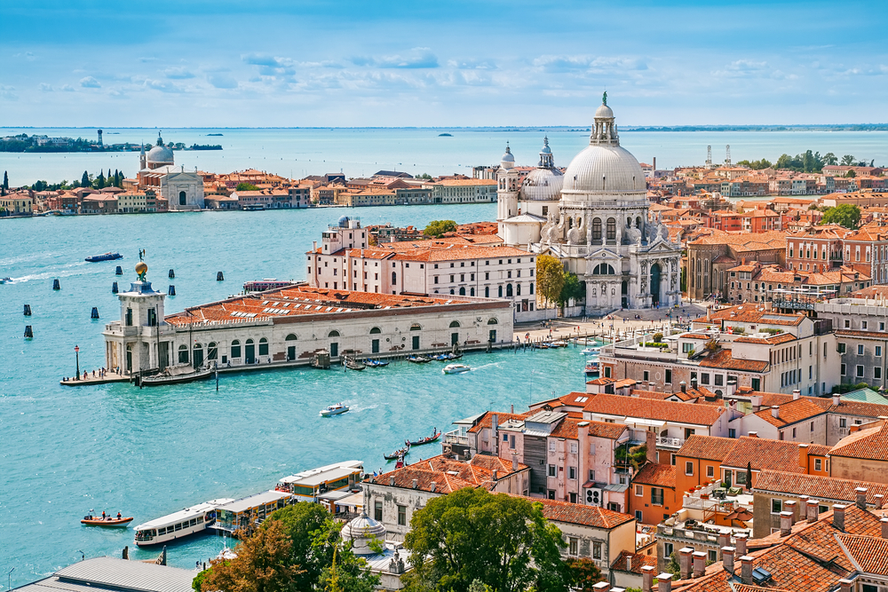 Travel from London to Venice on the Orient Express