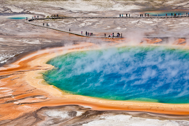 Yellowstone National Park is one of the most beautiful adventures to experience