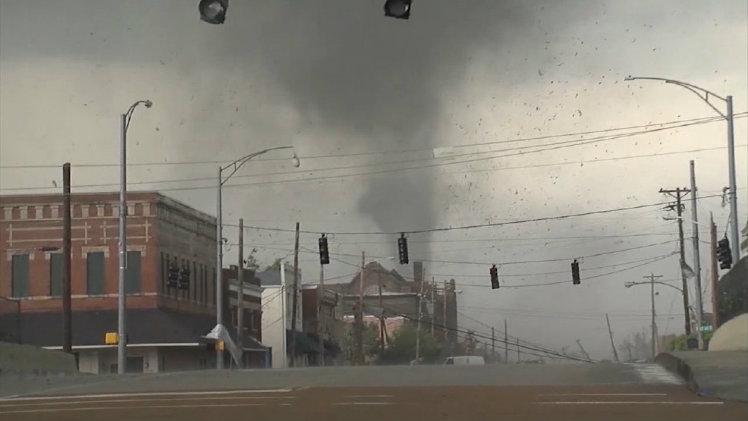 Cullman, Alabama, April 27, 2011
