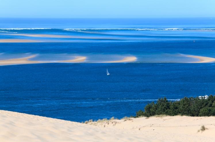 Dune of Pilat, France