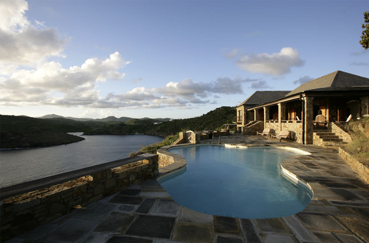 Eric Clapton's Standfast Point, Antigua