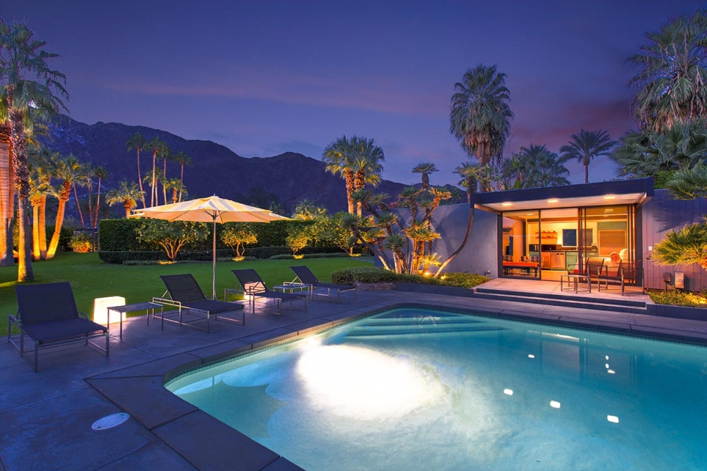 Leonardo DiCaprio's Dinah Shore Estate, Palm Springs