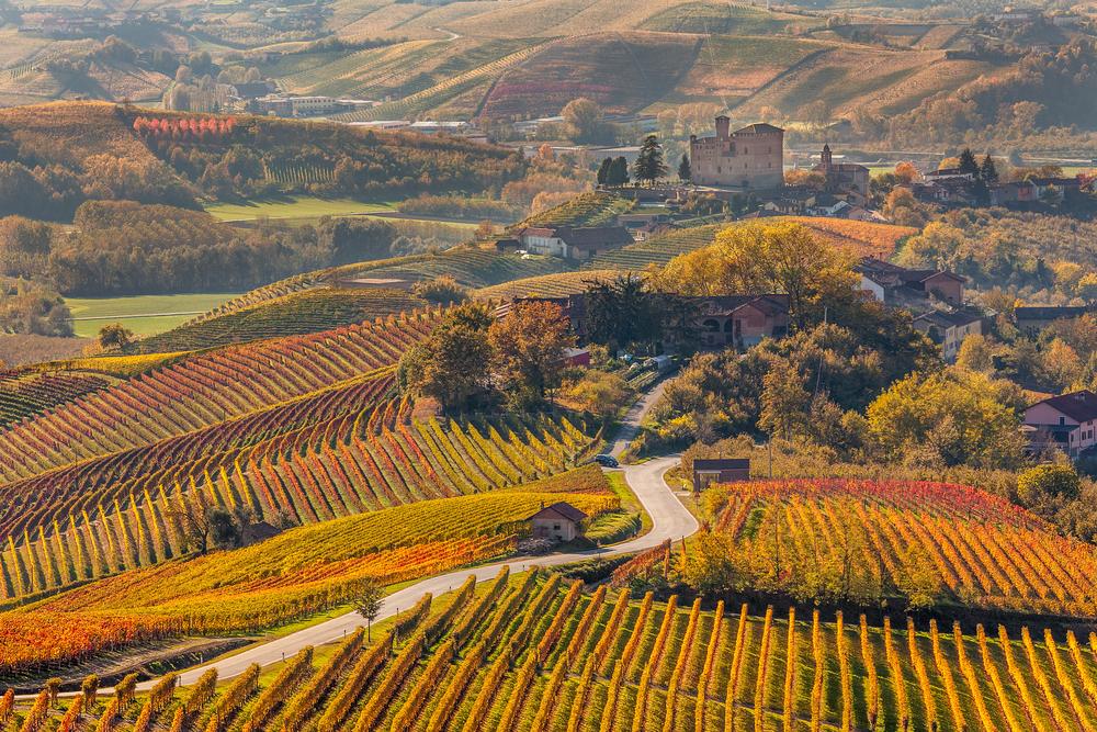 Piemonte, Italy