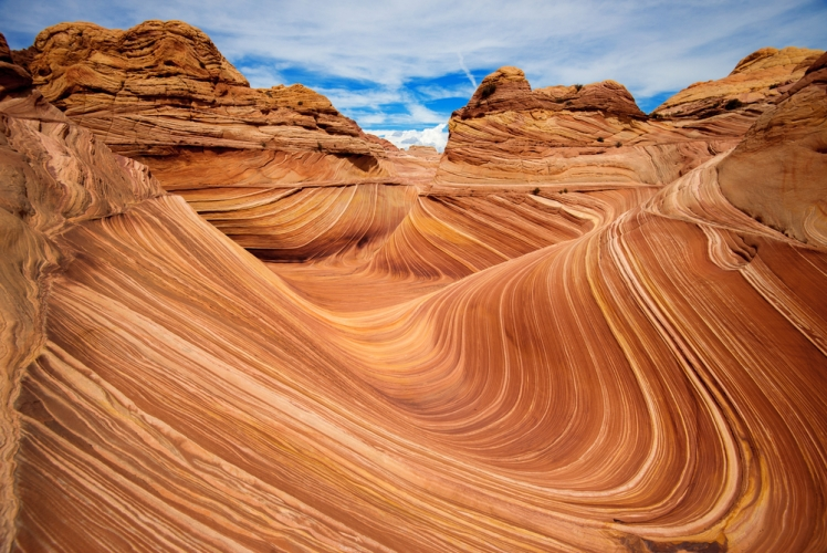 The Wave, Coconino County, Arizona
