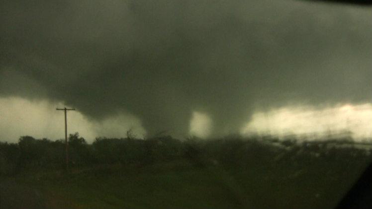 Tushka, Oklahoma, April 15, 2011