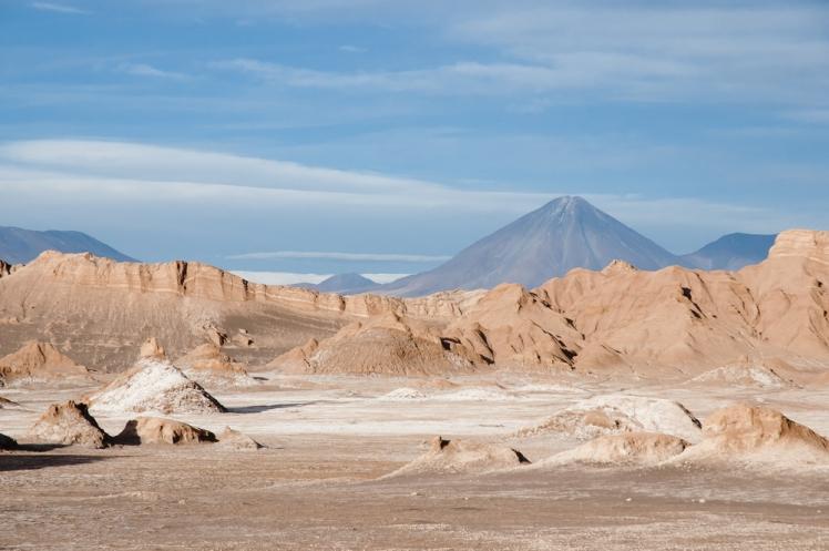 Valle de la Luna (Moon Valley), Chile