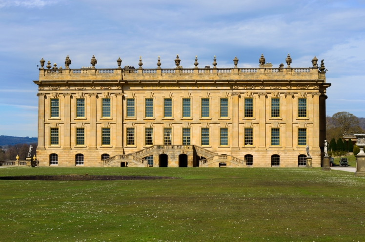 Chatsworth House, Derbyshire