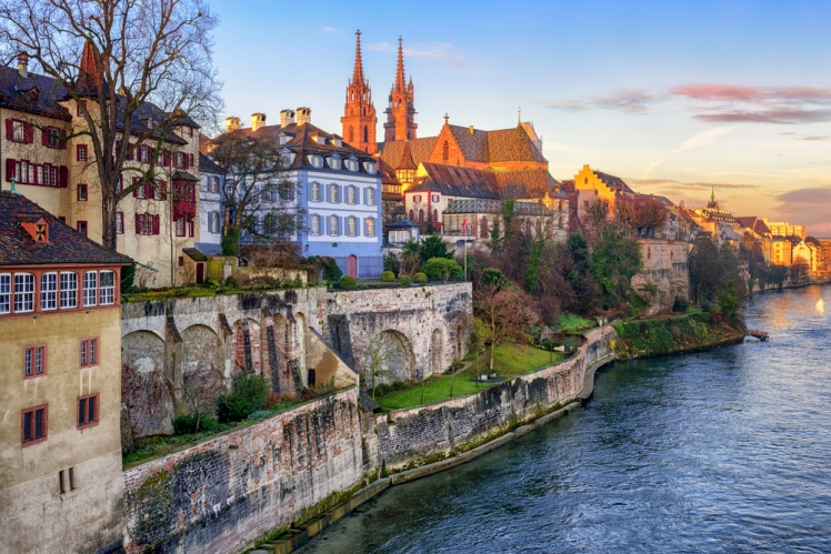 Cruise the Rhine to see European History