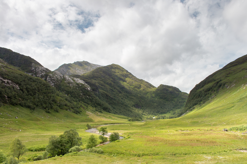 Glen Nevis, Scottish Highlands