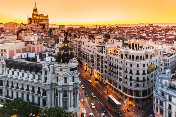Head out to Spain for a family adventure