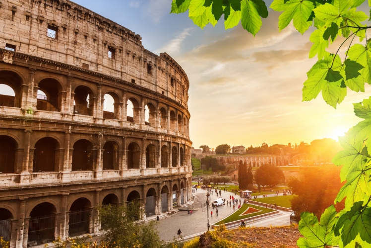 Seeing Rome