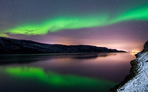 22. The Northern Lights