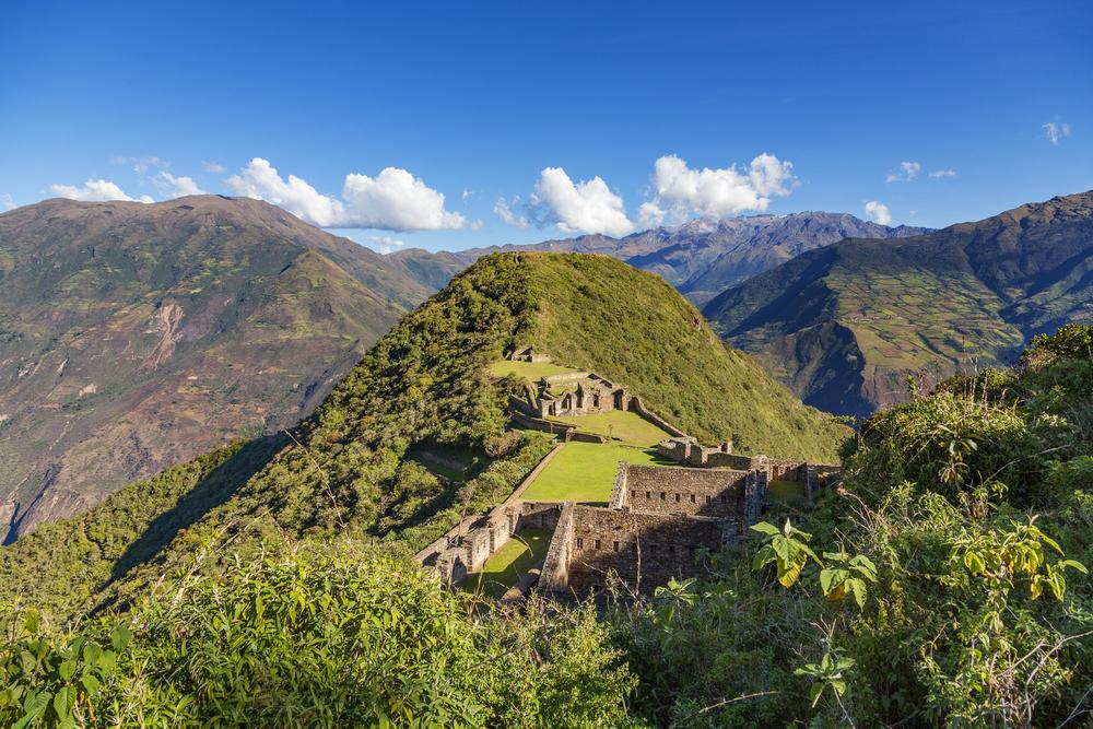 Peru Choquequirao