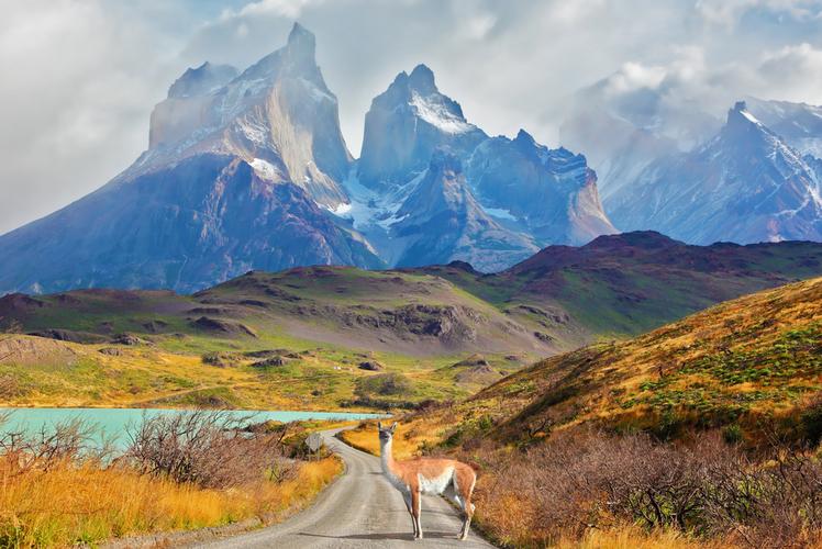 Torres Del Paine-Chile