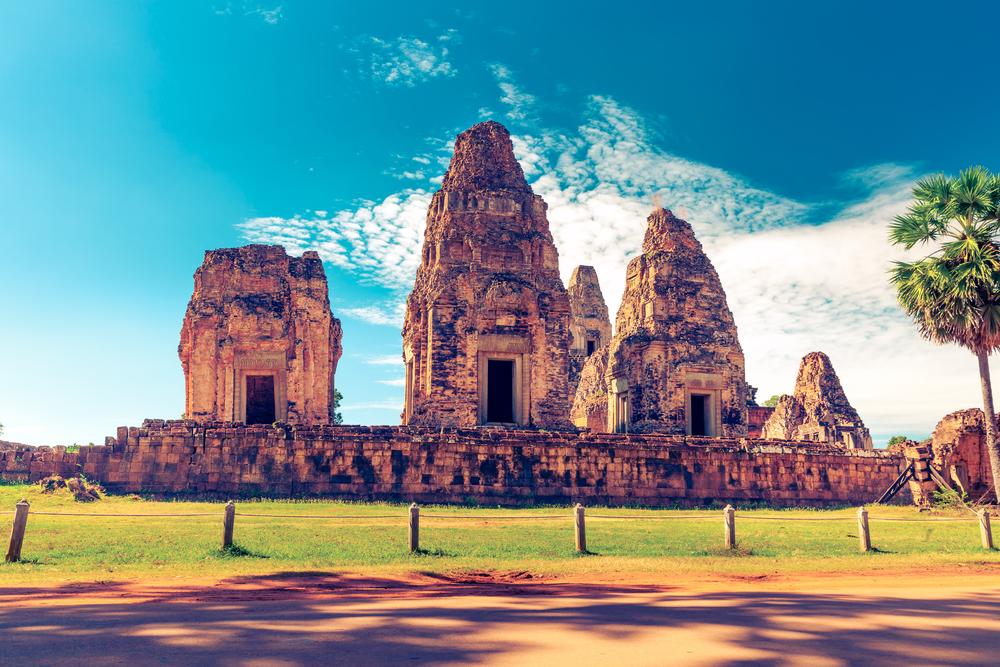 Angkor Ruins, Cambodia
