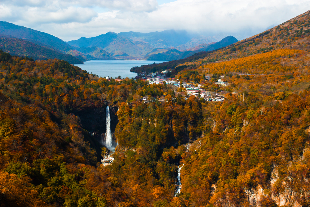 Be At One With Nature in Nikko National Park