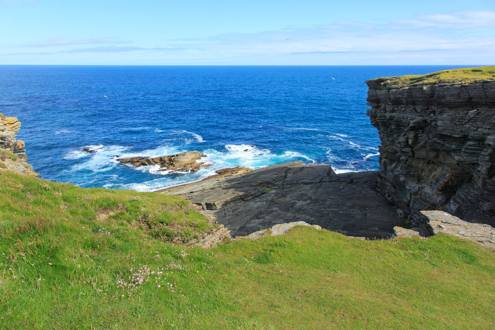 Brough of Birsay, Orkney, Scotland