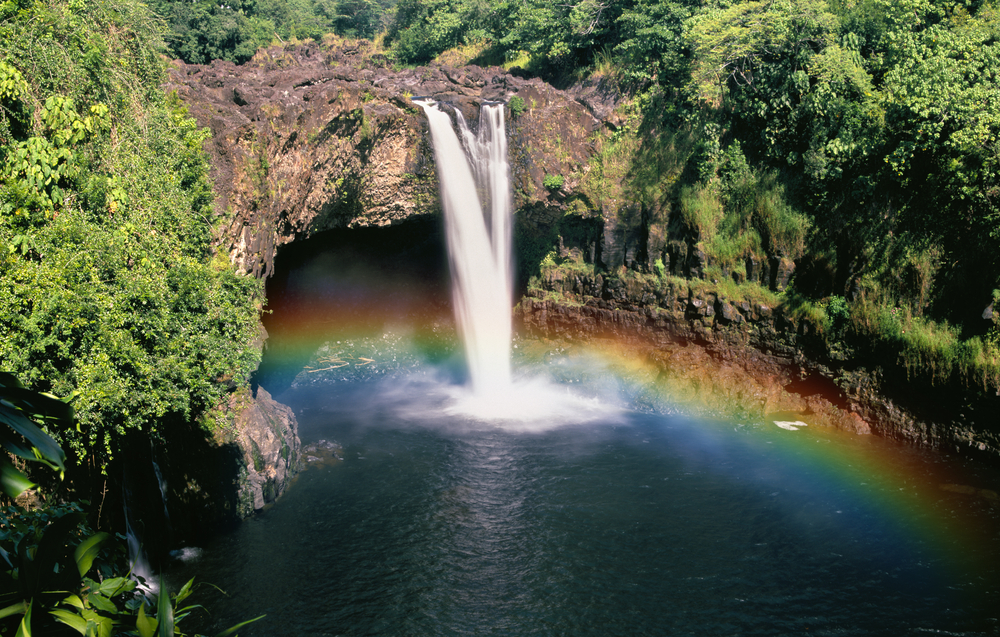Frolic in the Waterfalls on the Hawaiian Islands