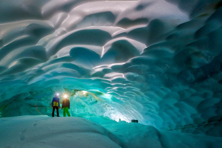 Kamchatka Ice Cave, Russia