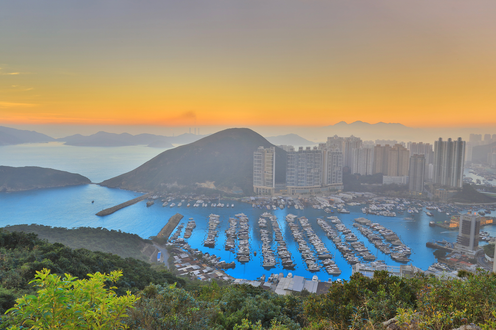 Lei Chau Island, Hong Kong, China