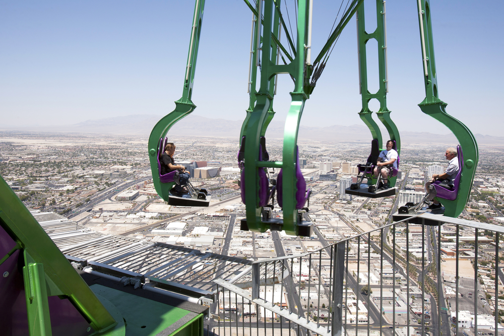 Ride Insanity, United States