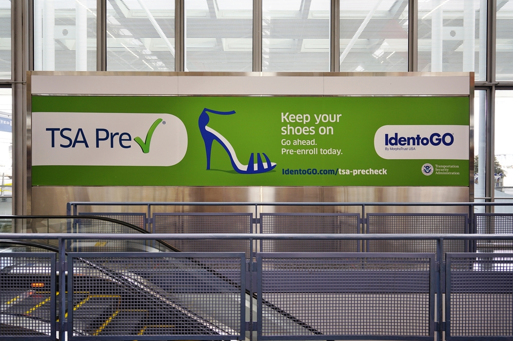 Sign Up for TSA PreCheck