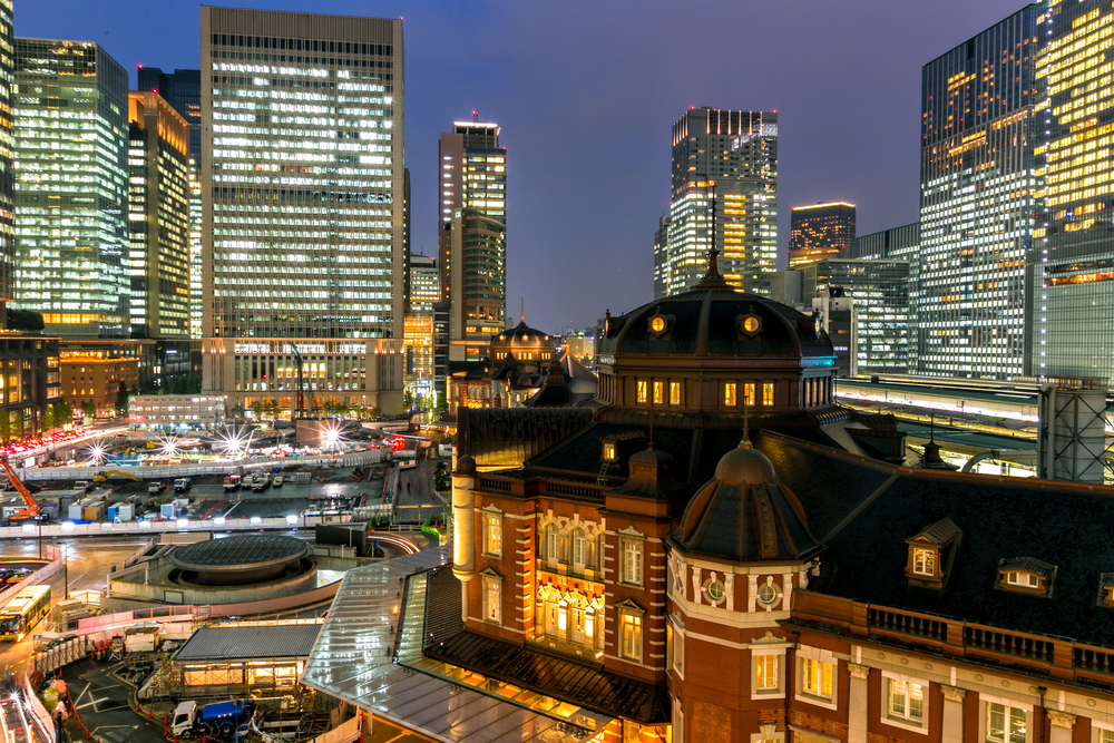 Choosing a Hotel in Central Tokyo