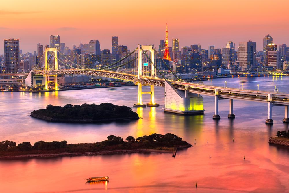 Take a Tokyo Escorted Tour