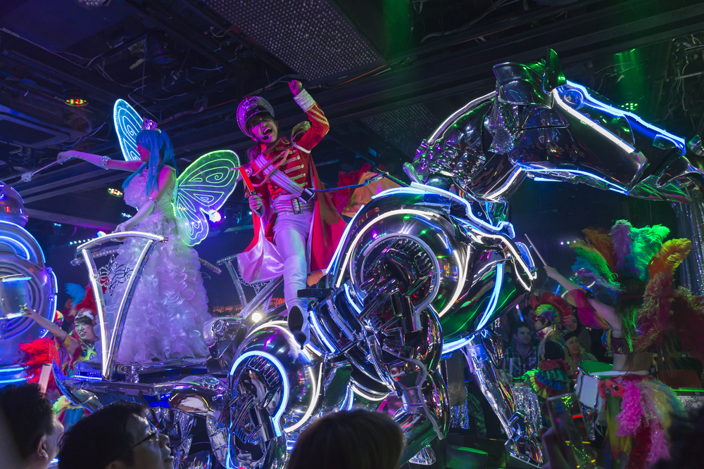 Experience an Urban Adventure at The Robot Restaurant