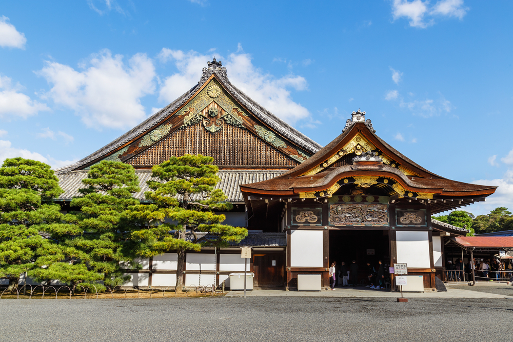 Step Back in Time in Kyoto's Nijo-Jo Castle