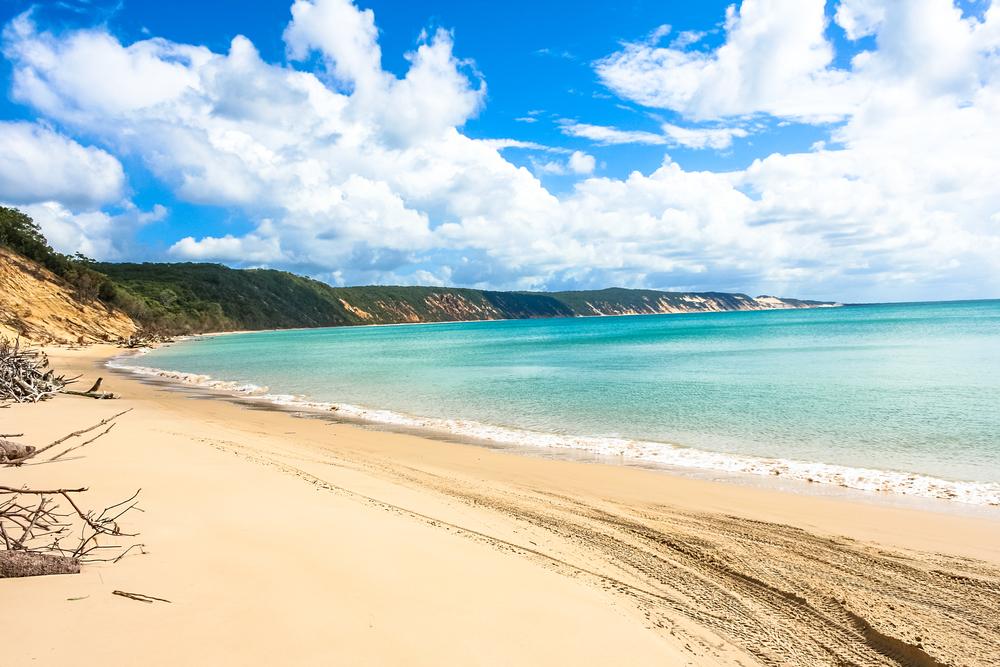 The Great Beach Drive- Sunshine Coast & Fraser Island