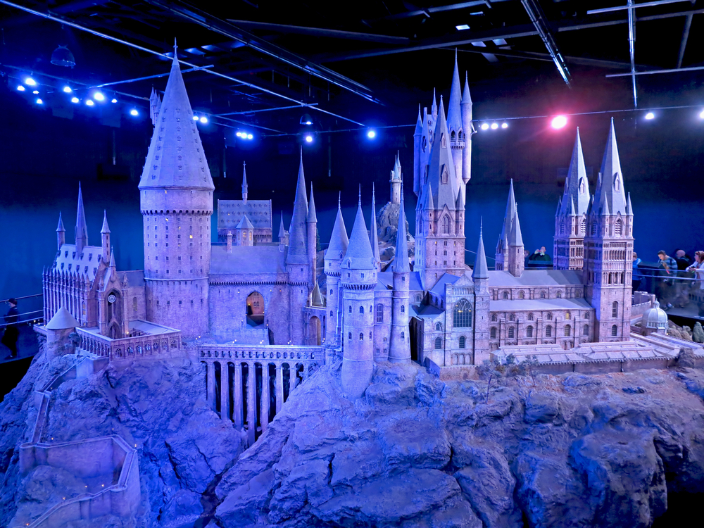 Warner Bros Studio Tour London - The Making of Harry Potter