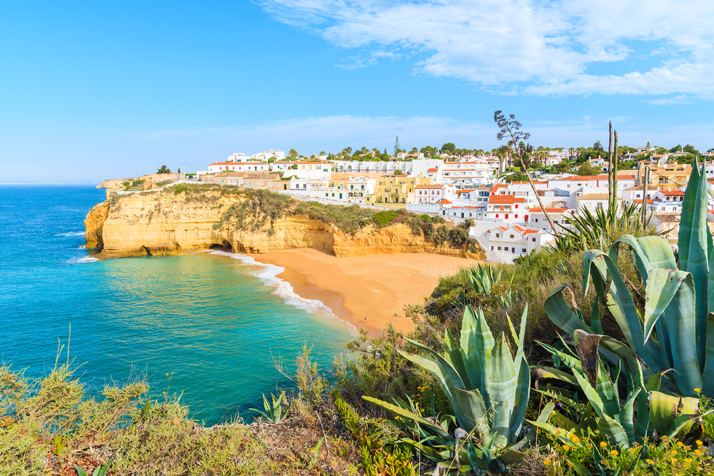 Epic Sana Bootcamp, Algarve, Portugal